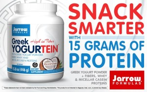 Jarrow Formulas Greek Yogurtein 15 grams