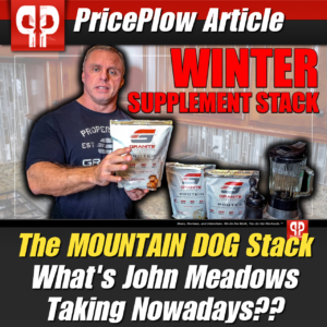 John Meadows Supplement Stack PricePlow