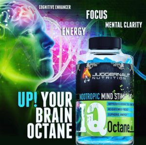 Juggernaut Nutrition IQ Octane