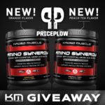 Kaged Muscle Amino Synergy New Flavors Giveaway