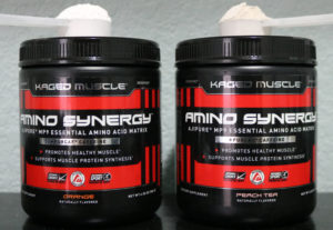 Kaged Muscle Amino Synergy Orange Peach Tea