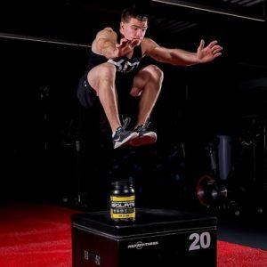 Kaged Muscle Box Jump