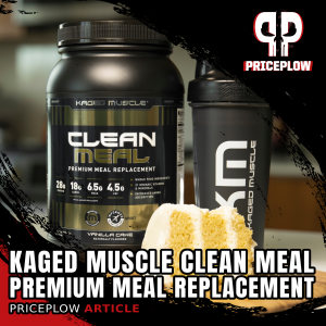 Kaged Muscle Clean Meal PricePlow