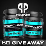 Kaged Muscle CreaClear Giveaway
