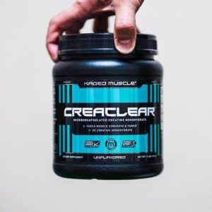 Kaged Muscle CreaClear Graphic