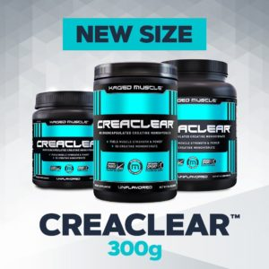 Kaged Muscle Supps CreaClear 300g