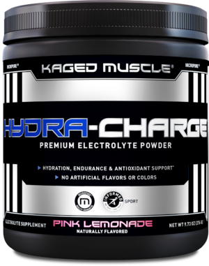 Kaged Muscle Hydra-Charge Pink Lemonade