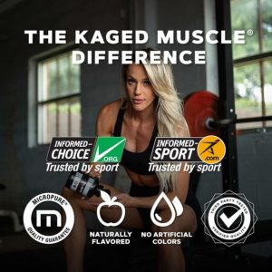 Kaged Muscle Informed Choice Drug Tested