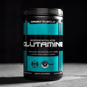 Kaged Muscle Microencapsulated Glutamine