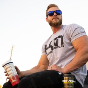 Kaged Muscle Patriots Shaker