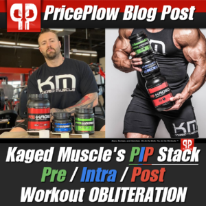 Kaged Muscle PIP Stack