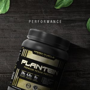 Kaged Muscle Plantein Graphic