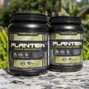 Kaged Muscle Plantein Stack