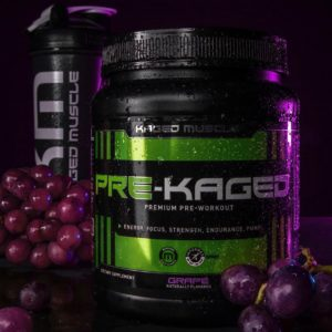 Kaged Muscle Pre-Kaged Grapes