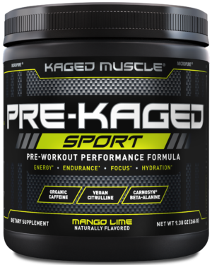 Kaged Muscle Pre Kaged Sport
