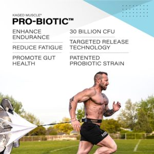 Kaged Muscle Probiotic Benefits