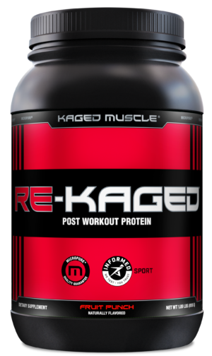 Kaged Muscle Re-Kaged Fruit Punch