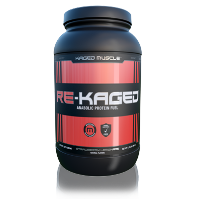 Kaged Muscle Re-Kaged – Whey Powered Recovery Supplement