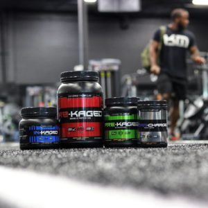 Kaged Muscle Supp Stack