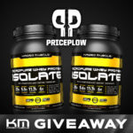 Kaged Muscle Whey Isolate Contest
