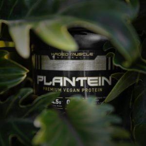 Kaged Plantein Graphic