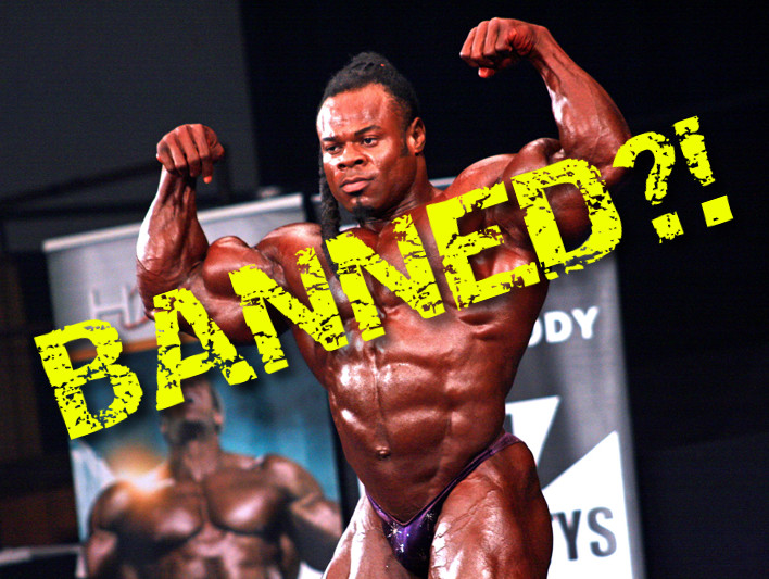 Kai Greene 2015 Olympia Banned