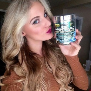 Katie Miller Amino Build