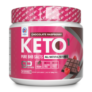 Keto-1 Chocolate Raspberry