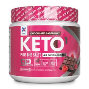 Keto-1 Chocolate Raspberry