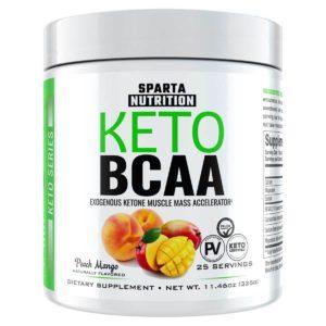 Sparta Keto BCAA