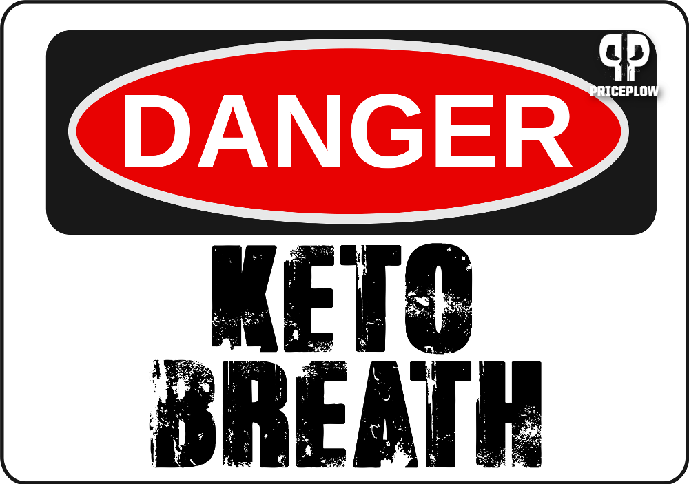 how to get rid of keto breath