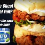 Keto Cheat Meal Rescue