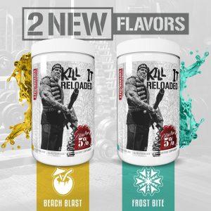Kill it Reloaded New Flavors