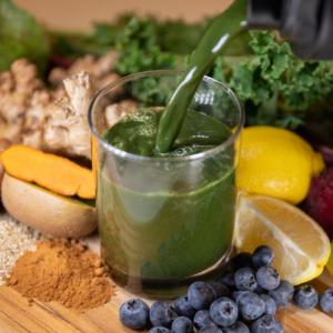 KM Outlive 100 Green Juice