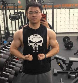 Kylin Liao Weightlifting
