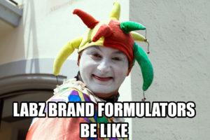 Labz Brand Formulators