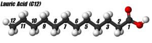 Lauric Acid (C12)