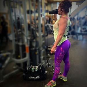 MuscleTech Lindi Carter
