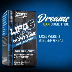Lipo-6 Black Nighttime Dreams