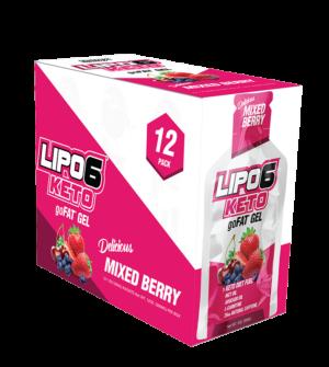 Lipo-6 Gels