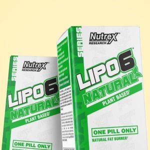 Lipo-6 Natural