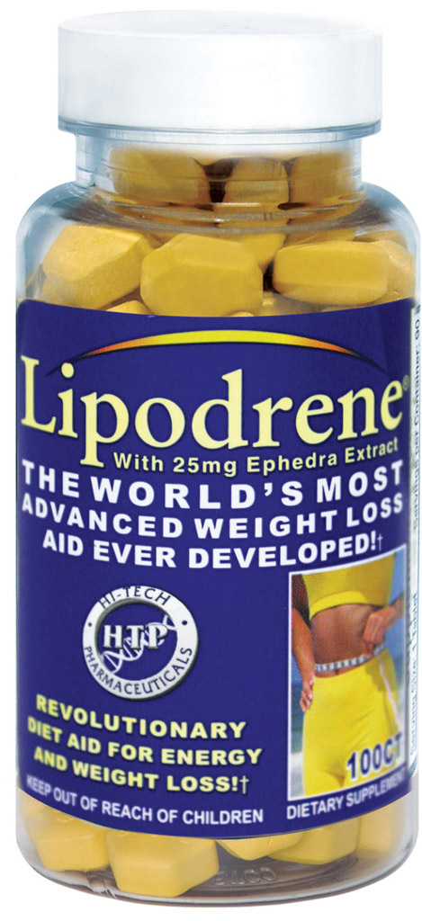 Hi-Tech Pharmaceutical's Lipodrene offers a true solution to your weight loss woes.