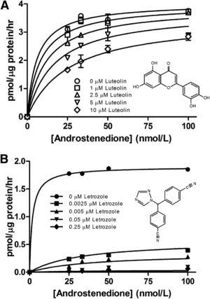 Luteolin Aromatase Inhibitor
