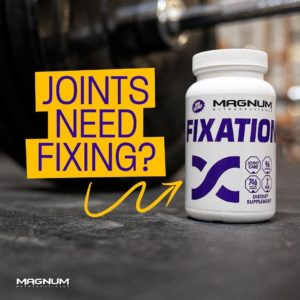 Magnum Fixation Joints