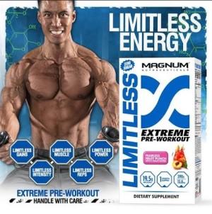 Magnum Limitless pre-workout