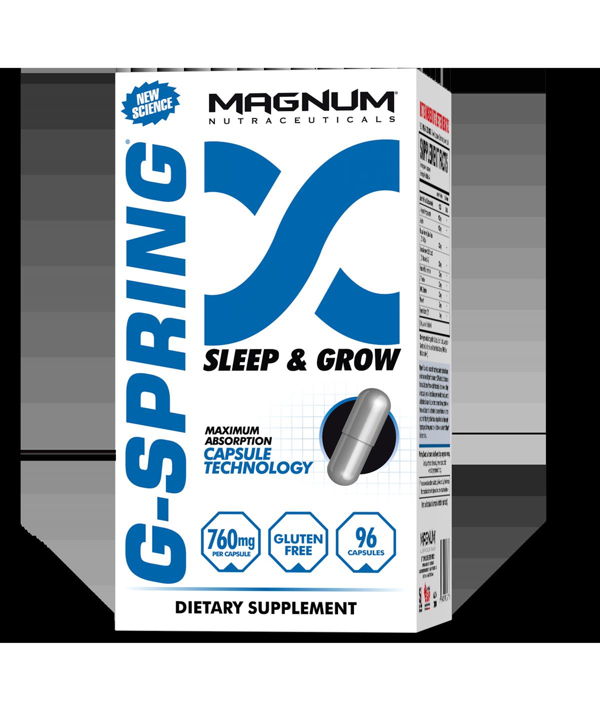 Magnum G-Spring