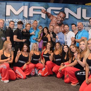 Magnum recently won Brand of the Year at the 2015 Olympia. With all of their new high-powered products that debuted recently, we can see why!