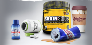 MAN BrainBridge Drinks