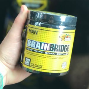 MAN Brain Bridge Hand