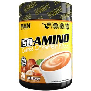 MAN Sports ISO-Amino Coffee Creamer
